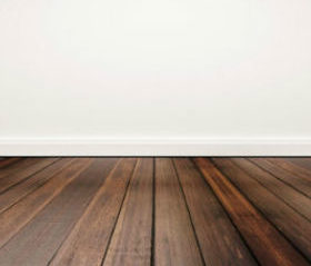 Wall Covering & Wood Flooring